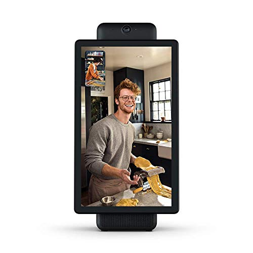 Facebook Portal Plus Smart Video Calling 15.6' Touch Display with Alexa Black