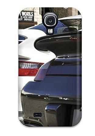 MMZ bricolaje teléfono CASEFaddish teléfono Porsche Gt3038 Turbo para Samsung Galaxy S4/funda perfecta: Amazon.es: Electrónica