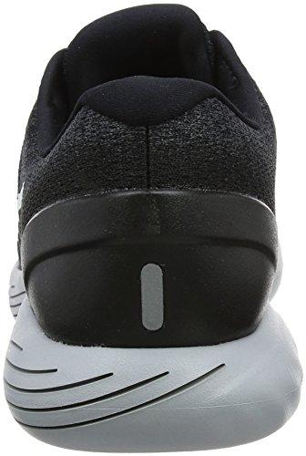 Para 9 Grey Wmns white Grey Mujer Nike Zapatillas Running De wolf black Multicolor Lunarglide 001 dark nYawwqpExU