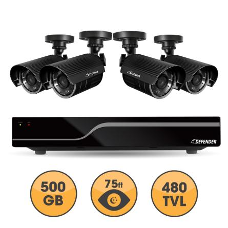 8CH Smart Security DVR