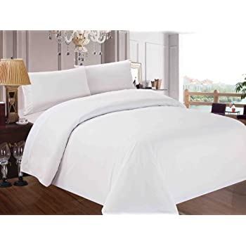 Red Nomad Luxury Duvet U0026 Sham Set, Hypoallergenic, Twin/Twin XL, 2 Piece,  White