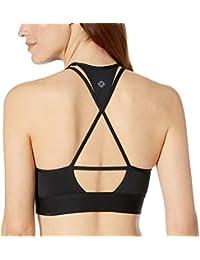 Amazon Brand - Core 10 Women's (XS-3X) 'All Around' Sports Bra - Featuring Strappy, Cross-Back, T-Back Designs