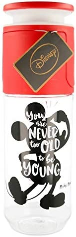 Stor Botella TRITAN TAPON Giratorio 850 ML | Mickey Mouse - Disney -