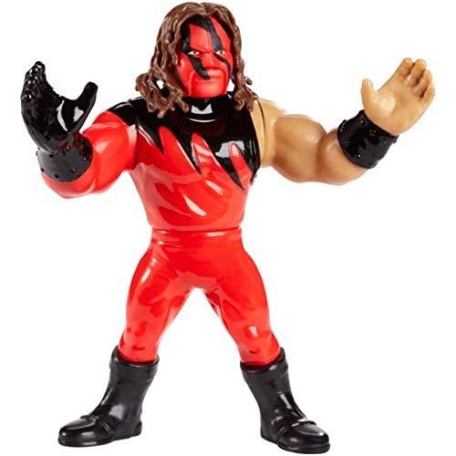 WWE Kane - Mattel Retro Toy Wrestling Figure