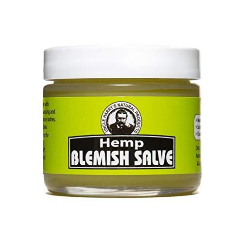 Hemp Blemish Salve 2floz Salve by Uncle Harry's Natural Products