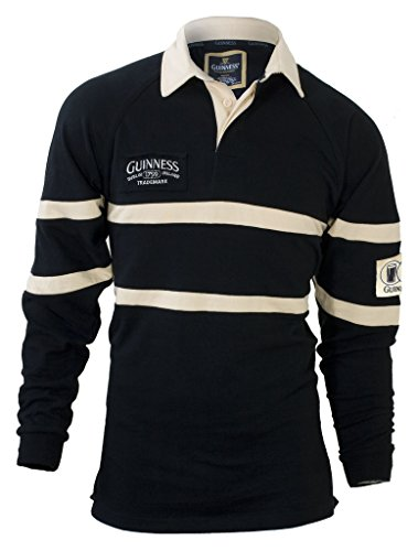 Guinness Traditional Rugby Jersey (Large)