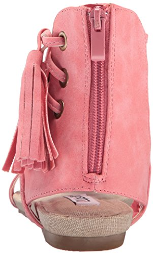 2 Lips Too Women Chill Dress Sandal Coral