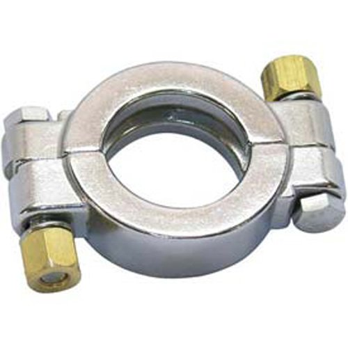 Steel and Obrien KCHP06000-304 Stainless Steel 13MPH High Pressure Clamp 6 6