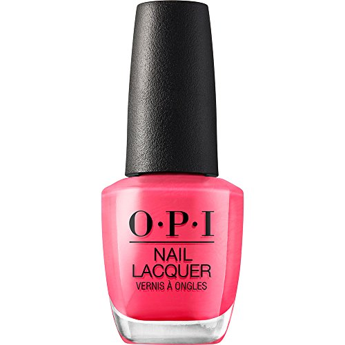 (OPI Nail Lacquer, Strawberry Margarita)