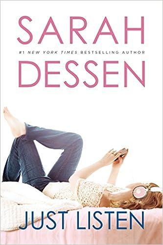Amazon com: Just Listen (9780142410974): Sarah Dessen: Books
