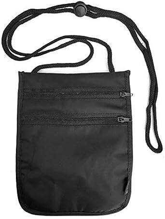 Samsonite RFID Security Neck Pouch Black