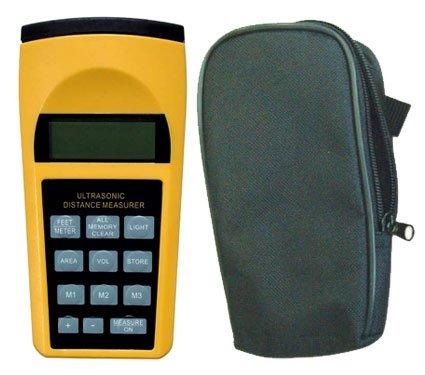 (Ultrasonic Distance Area Volume Meter Measurer Laser)