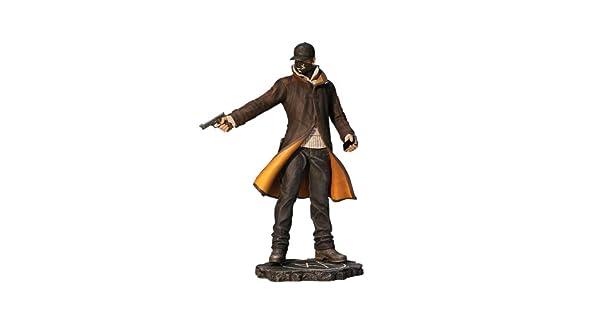 Ubisoft - Figura Aiden De Watch Dogs - Collectors: Amazon.es ...
