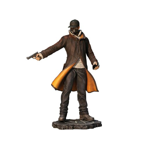 Watch Dogs Figurine - Aiden Pearce