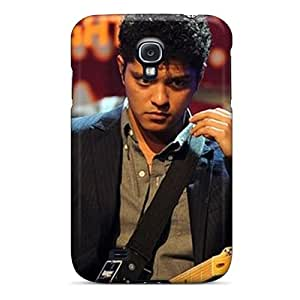 High Quality Shock Absorbing Case For Galaxy S4-bruno Mars