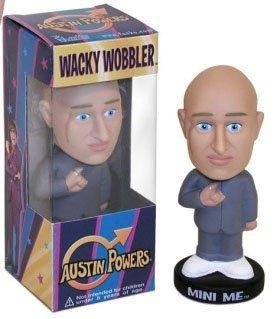 Funko Austin Powers Wacky Wobbler Bobble Head Dr. -