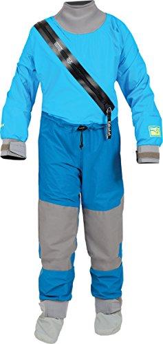 Supernova Semi-Dry Paddling Suit-Electric Blue-M ()