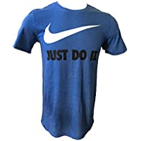 NIKE Men's Sportswear Just Do It Swoosh Tee