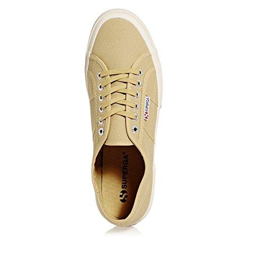 2750 Superga Beige S002HG0 COTMETU donna Sneaker f6wgd6q