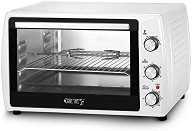 Camry CR6008 - Horno sobremesa, 2000 W, color blanco: Amazon.es ...