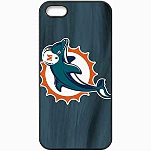 Personalized Diy For SamSung Galaxy S6 Case Cover ell phone Case/Cover Skin 1304 miami dolphins 1 Black
