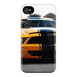 Bumper Hard Phone Cover For Iphone 6plus (vGg6489pnPa) Support Personal Customs Trendy Ford Mustang Skin