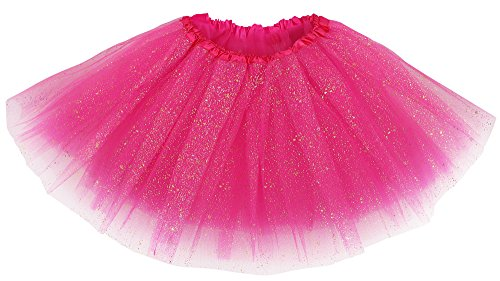 D Diana Dickson Adult Costume Sparkly Glitter Tulle