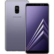 Samsung Galaxy A8 Plus (SM-A730F/DS) 6GB / 64GB 6.0-inches LTE Dual SIM Factory Unlocked - International Stock No Warranty (Orchid Gray)