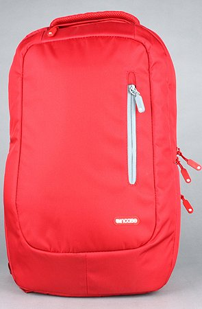 100% authentic af8e8 542e0 Incase Men's Nylon Compact Backpack, Pompeian Red/Lead: Amazon.ca ...