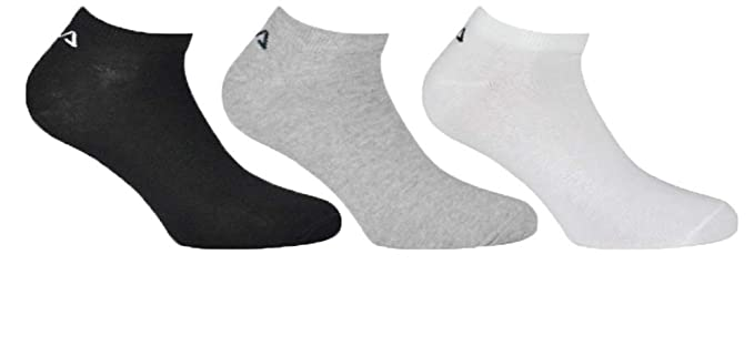 Fila Herren Socken 3-Pack Invisible