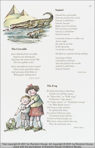 The Random House Book of Poetry for Children by Random House (Image #2)
