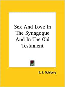 Sex in old testament