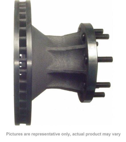 Front Wagner BD125399 Premium Brake Rotor