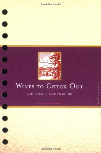 Wines to Check Out: A Journal and Tasting Guide by Imagineering Company