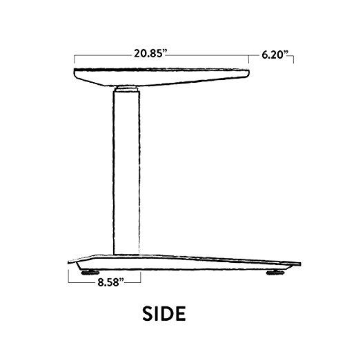 Jarvis Electric Adjustable Height Standing Desk Frame