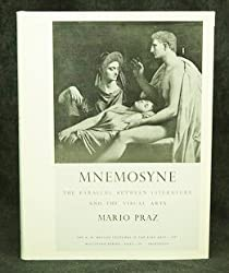 Mnemosyne: Parallel Between Literature and the Visual Arts