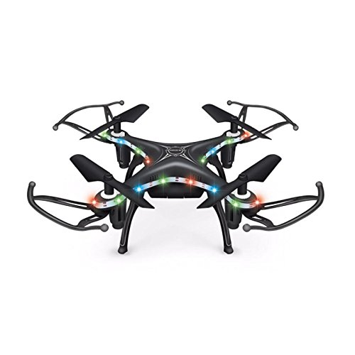 Owill X13D 2.4GHz 4CH Led Mini Remote RC Quadcopter 3D Rollover Helicopter Great Christmas Gift for Everybody