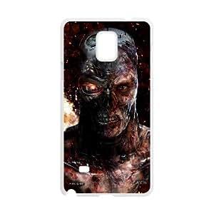 Terminator Samsung Galaxy Note 4 Cell Phone Case White yyfabd-009303
