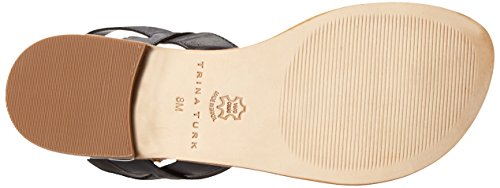 Trina Turk Women's Baker Dress Sandal Black collections sale online bVrNdVEA27