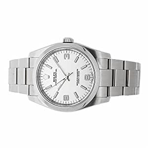 Rolex Oyster Perpetual automatic-self-wind mens Watch 116000 (Certified Pre-owned)
