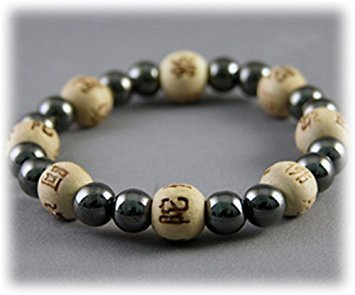 Zorbitz Inc. - Happiness/Strength Black - Karmalogy Beads
