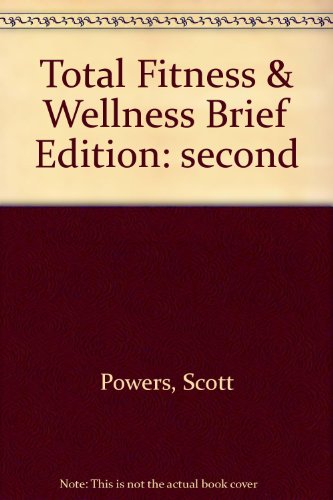 Total Fitness & Wellness Brief with access kit, dietary analysis cd and behavior change log book with wellness journal ()