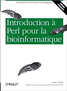 """Afficher """"Introduction à Perl pour la bioinformatique"""""""