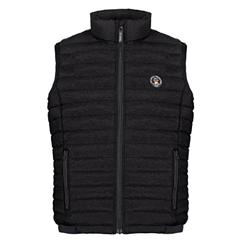 - Triple F.A.T. Goose Walden Mens Lightweight Down Vest (Small, Black)