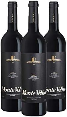 Monte Velho - Vino Tinto - 3 Botellas