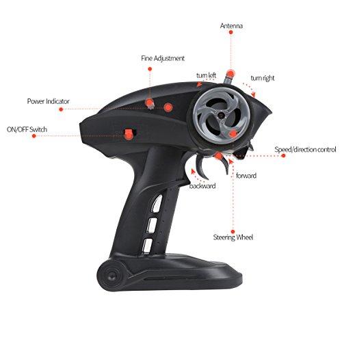 Coches-Radiocontrol-Coche-CR-Distianert-9300-Coche-Elctrico-Control-Remoto-Coche-RC-Coche-Electrico-Todoterreno-Escala-118-24GHz-Traccin-4-Ruedas-Velocidad-30MPH45KMH-con-una-Batera-Recargable-Adicion