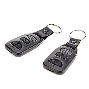 GD Sistema automático Remoto Universal Car Cierre centralizado de bloqueo sin llave con los reguladores alejados por mayor el envío libre