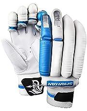 Spartan, Cricket, Jonny Bairstow Performance PRO Edition Batting Gloves, Senior, Blue, Left Hand