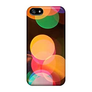 Mycase88 Scratch-free Phone Cases For Iphone 5/5s- Retail Packaging - The First Bokeh Of Christmas