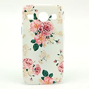 LIMME ships in 48 hours Beautiful Rose Flower Pattern Hard Case for Samsung Galaxy Core I8262